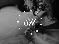 Sam Hugh Photography Monogram Logo