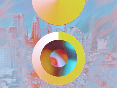 Gradient01 neonpatterns orwellian doomsday future art vector minimal photoshop graphic design illustration web flat design
