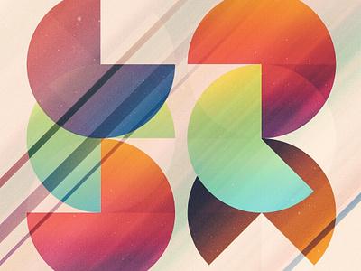 Circulation website typography animation illustrator logo art branding minimal photoshop graphic design web flat design
