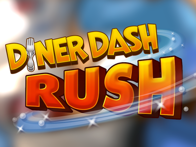 logo game logo ios diner dash rush diner
