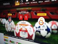 Soccer Score Tracker