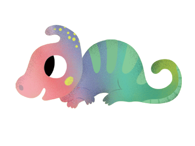 Happy Chameleon