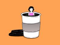 """Hot """"Coffee"""" Tub"""