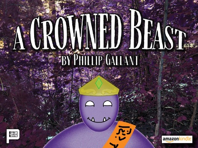 A Crowned Beast By Phillip Gallant designs amazon kindle amazonkindle amazon pgm phillip gallant media artist phillipgallantdribbble phillip gallant dribbble designer phillipgallantmedia phillipgallant phillip gallant