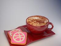 Coffee icon dribbble
