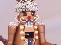 3D Christmas Nutcracker