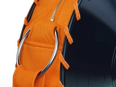 The Songbag realistic 3d render zbrush oasim 3d vinyl kickstarter 3d artist 3d freelancer 3d product 3d bag songbag