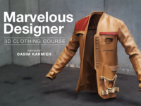 Marvelous Designer Course