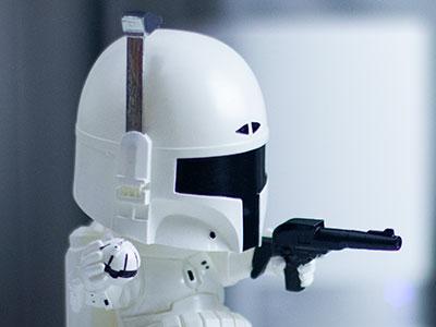 Bobo Fate: Prototype Armor Edition