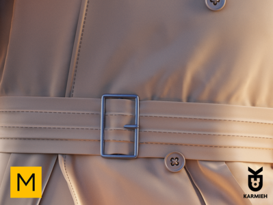 3D Trench Coat making a jacket making a coat how to create a coat in 3d modeling a 3d coat marvelous tutorial detective coat trench coate marvelous designer tutorial marvelous designer