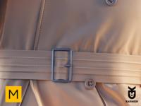 3D Trench Coat
