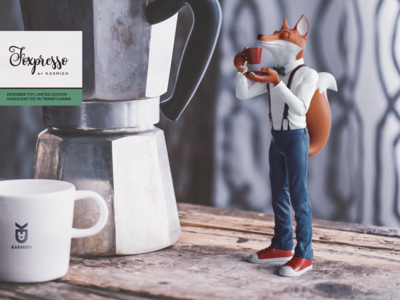 Foxpresso Red Fox Edition