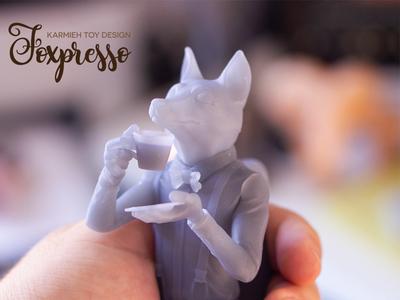 Foxpresso Designer Toy