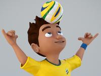 Enzo Samba Soccer