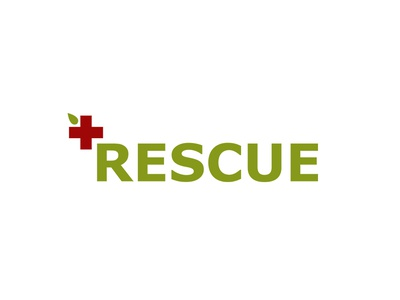 """RESCUE"" - logo design"