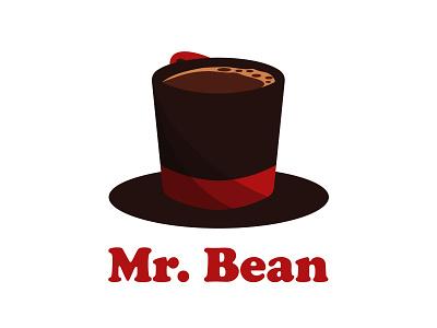 """Mr. Bean""-logo and name design (full branding) hat custom logo design visual identity design logo maker typography project design illustration adobe indesign graphic art icon graphic artist vector logo design logo graphic designer graphic design design branding adobe photoshop adobe illustrator"