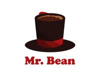 """""""Mr. Bean""""-logo and name design (full branding)"""