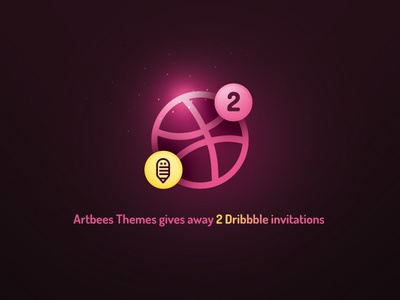 Your Golden Ticket Invitation to Dribbble!