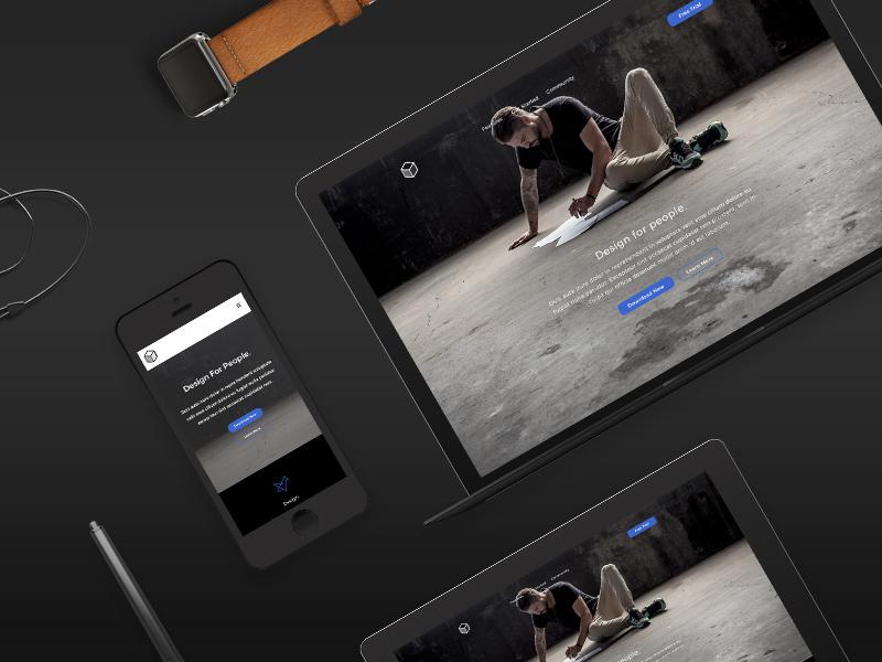 Eris multi page mobile apps mobile application application app