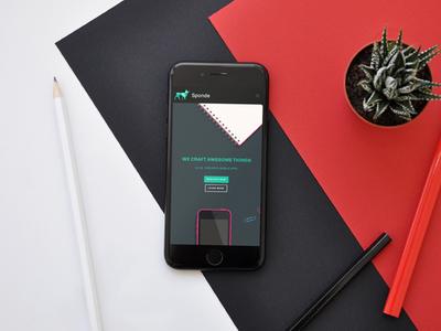 Sponde web apps programmer mobile apps digital design designer