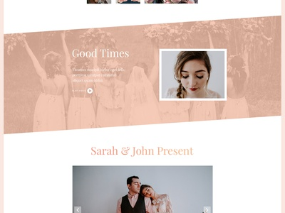 Free Wedding PSD Template Giveaway giveaway wedding website template wordpress