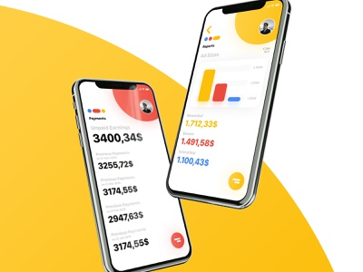 AdMob Mobile App Redesign application interface ux app ui