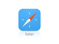 Safari iOS7