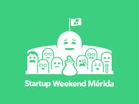Startup Weekend Merida 2014 logo