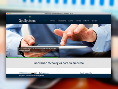 Opesystems web g3 wordpress hcreativos