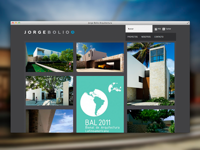 Jorgebolio web g3 wordpress architecture