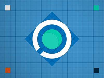 Press Search - Logo colors & grid