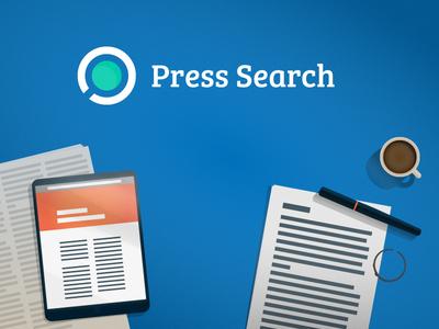 Press Search - Graphic