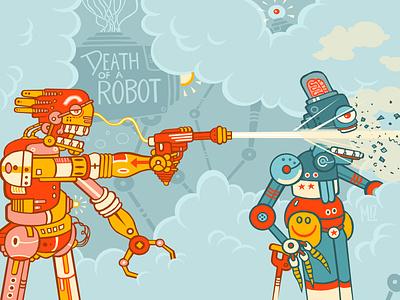 Death Of A Robot