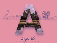 Alphabetical Cities: Angkor Wat