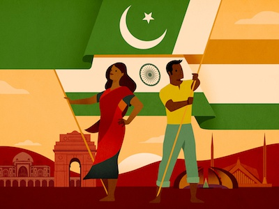 India and Pakistan Independence independence pakistan india