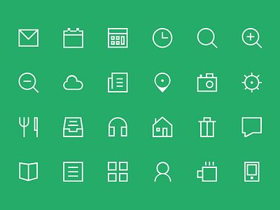 Thin Icon set india ui freebie icons psd glyphs vector icon free shapes stroke chennai
