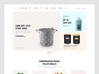 New Project stationary new project design ux flat branding typography web ecommerce layout ui