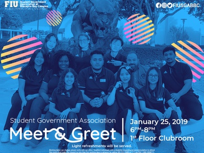 SGA Meet & Greet