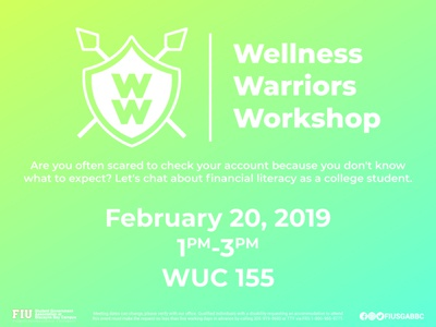 Wellness Warriors Workshop