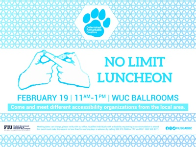 No Limit Luncheon