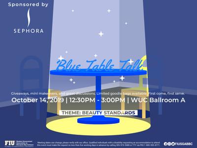 Blue Table Talk