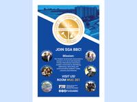SGA Orientation Page