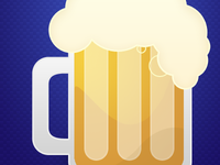 Bottoms Up App Icon