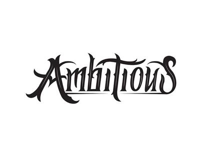 Ambitious script