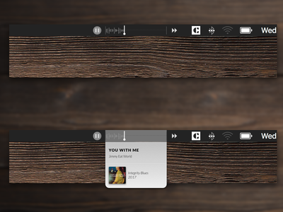 Daily UI Music Player ui design user interface ui 009 dailyui player music