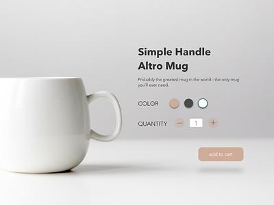 012   Product shopping ecommerce ui design web design commerce product 012 dailyui user interface ui