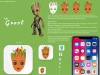 Grootary Grocery - mascot