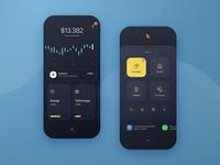 Stock Market App UI Research