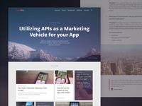 ThinkApps Blog Launch