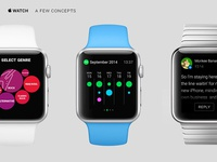 Watch Concepts